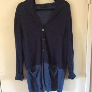 Style & Co Plus Size Sweater With Hoodie